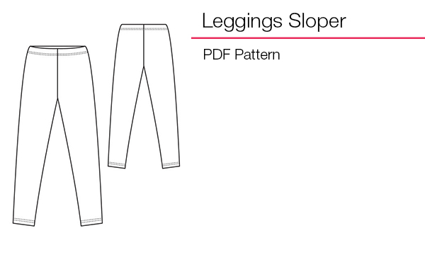 Leggings Sloper