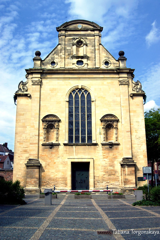 Евангелическая университетская церковь