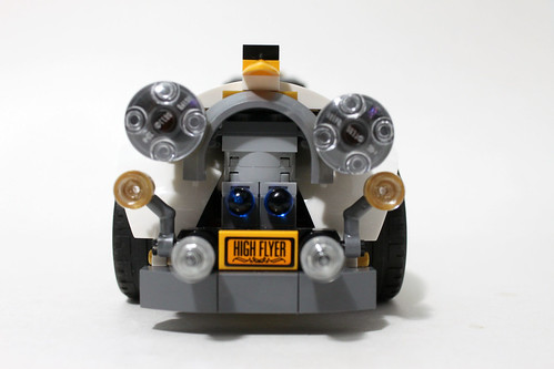 The LEGO Batman Movie The Penguin Arctic Roller (70911)