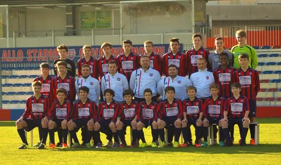 Giovanissimi Regionali, Virtus - Ambrosiana 0-0