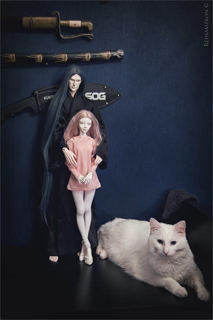 Lucretia, Isshin and Max