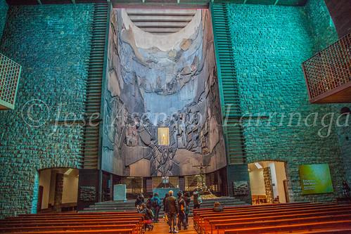 Santuario de Arantzazu #DePaseoConLarri #Flickr -2936