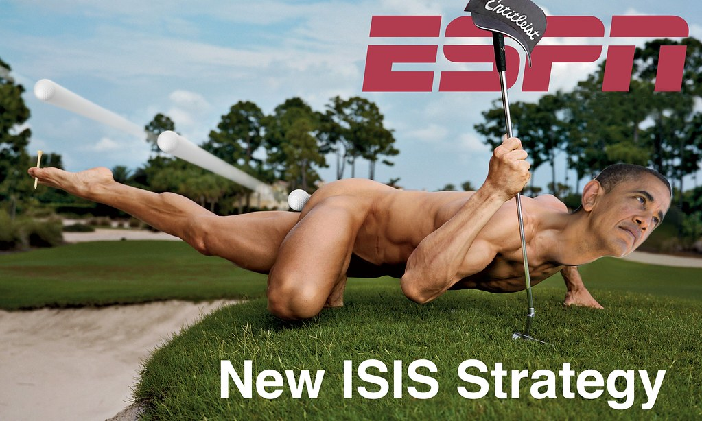 NEW ISIS STRATEGY