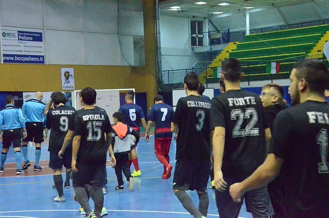 Forte Colleferro vs Villa Aurelia