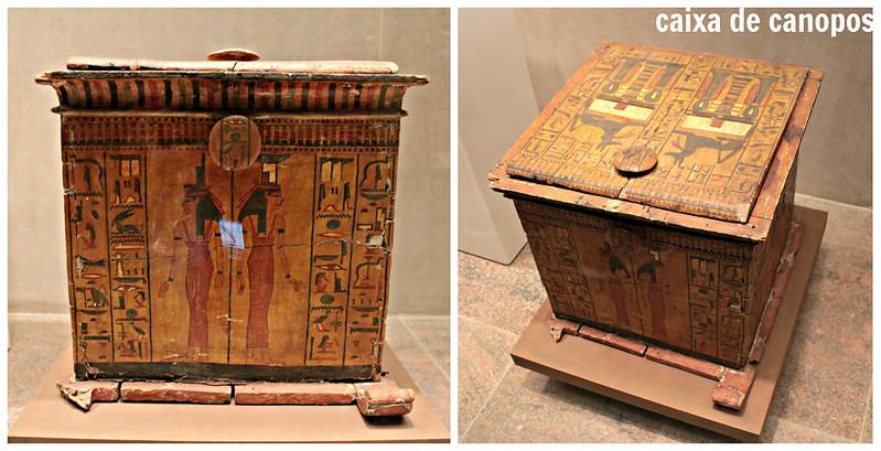 Canopos - Arte egípcia