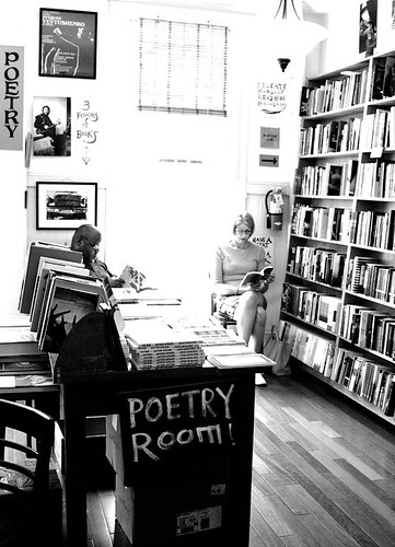 Poetry Room City Lights