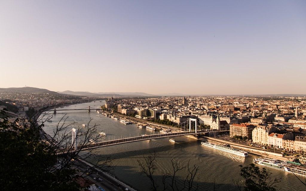Budapest - Gellert Hill-5
