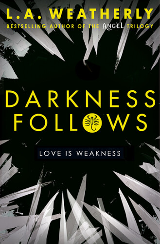 L A Weatherly, Darkness Follows