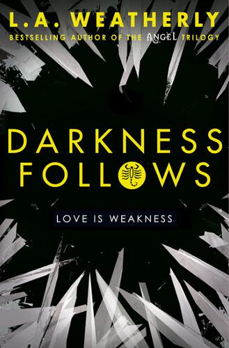 L A Weatherly, Darkness Follows