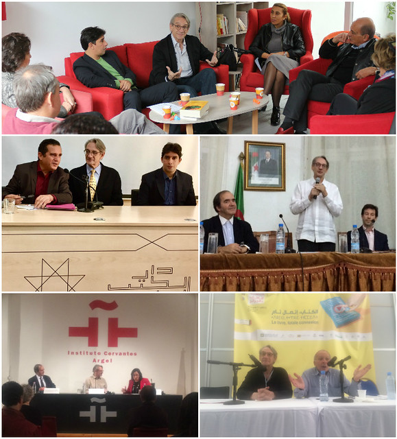 Destacada presencia literaria de México en Argelia y Túnez
