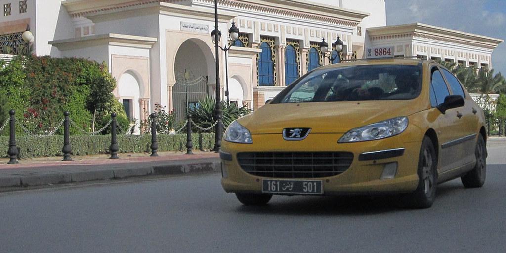 Taxi Driver Strike Paralyses Capital