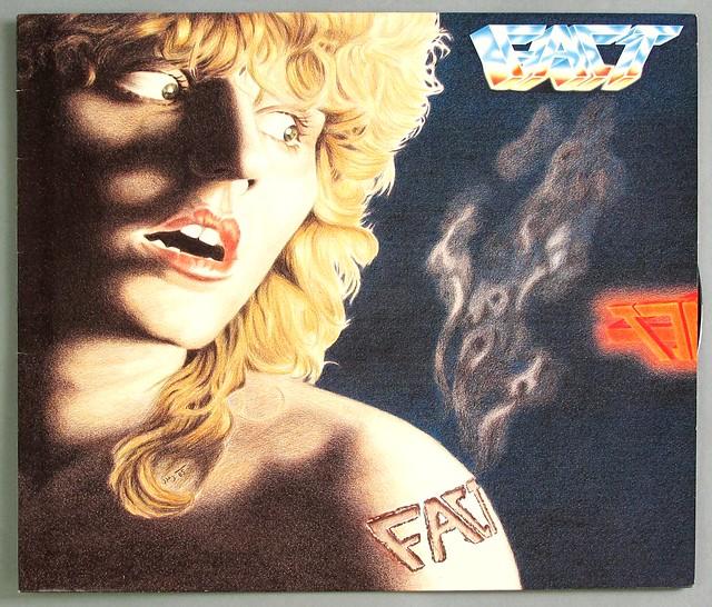 """FACT WITHOUT WARNING 12"""" LP VINYL"""