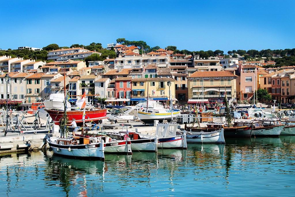 Drawing Dreaming - guia de visita de Cassis na Provença