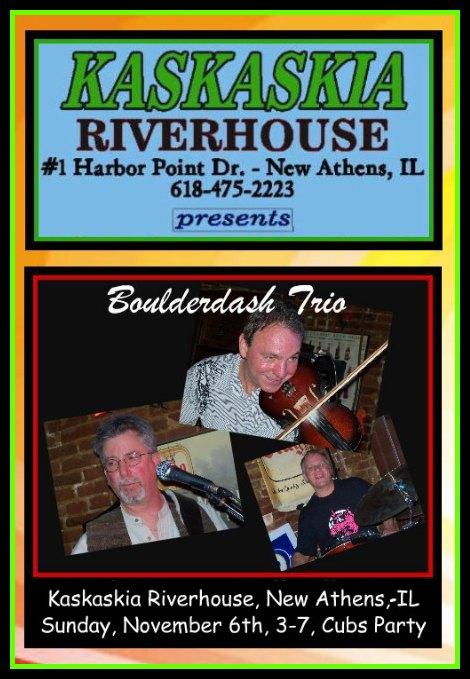 Kaskaskia Riverhouse 11-6-16