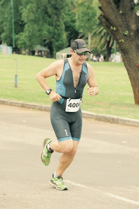 Trinity Sports Event 1 - Pushing the last km