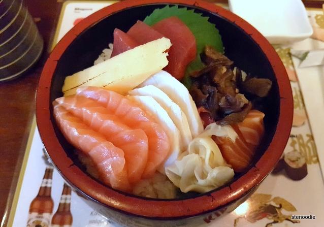 Chirashi from Japango