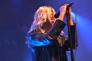 The Pretty Reckless Taylor Momsen light