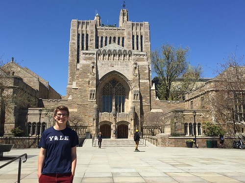 Tour of Yale