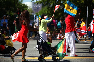 Multicultural Street Parade @ Caribbean Days Festival 2014