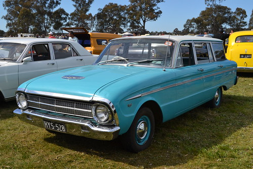 1963 XL Ford Falcon Station Wagon