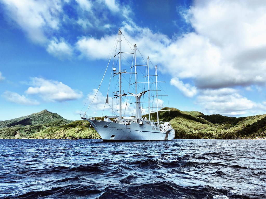 French Polynesia 7 Reasons To Experience It On A Windstar Cruise Pin Sailing Ship Diagrams Pinterest