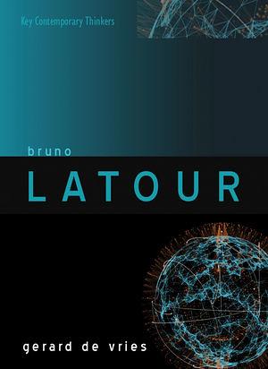 Bruno Latour by Gerard de Vries