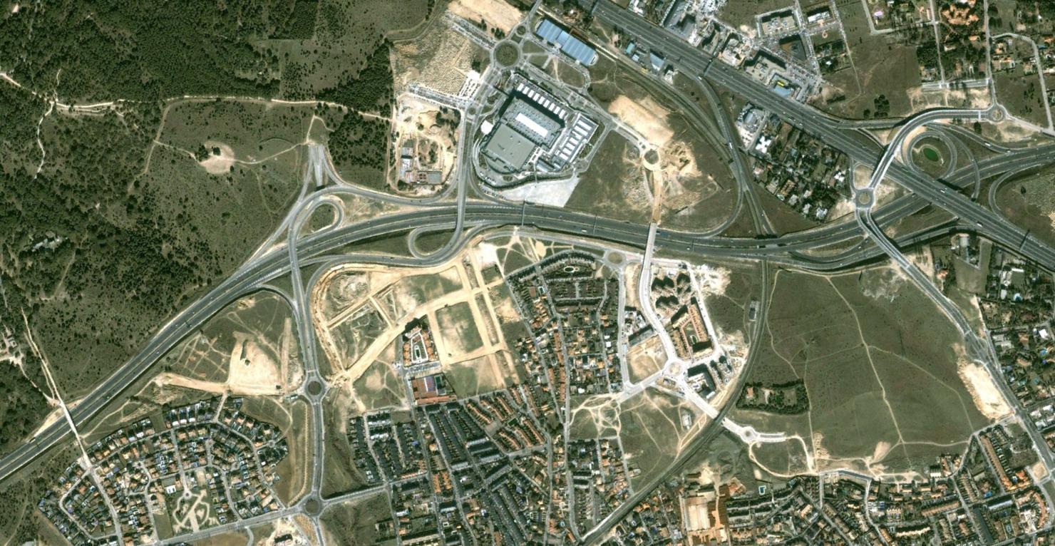 pozuelo de alarcón, madrid, técnicamente mi pueblo, antes, urbanismo, planeamiento, urbano, desastre, urbanístico, construcción