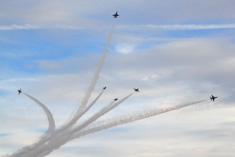 IMG_5428 Thunderbirds, Nellis AFB Air Show