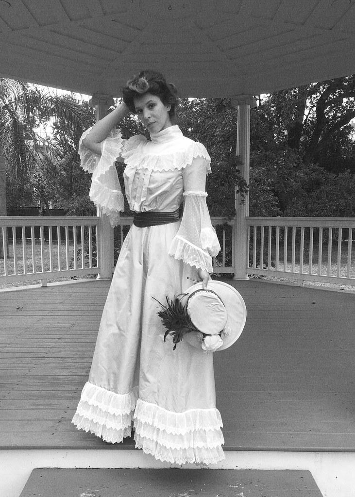 Turn-of-the-century Historical Costume