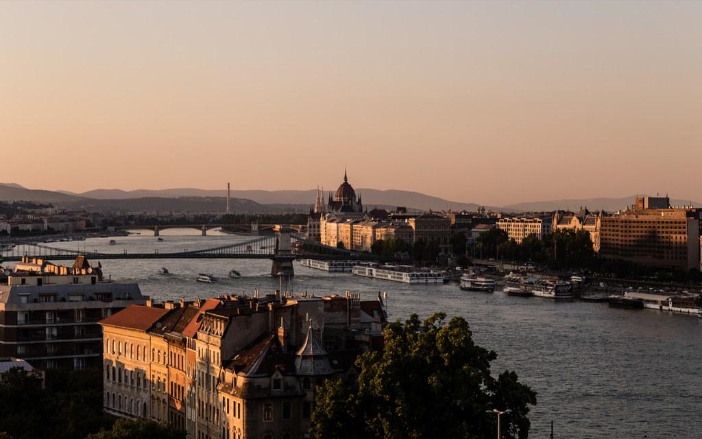 Budapest - Gellert Hill-17