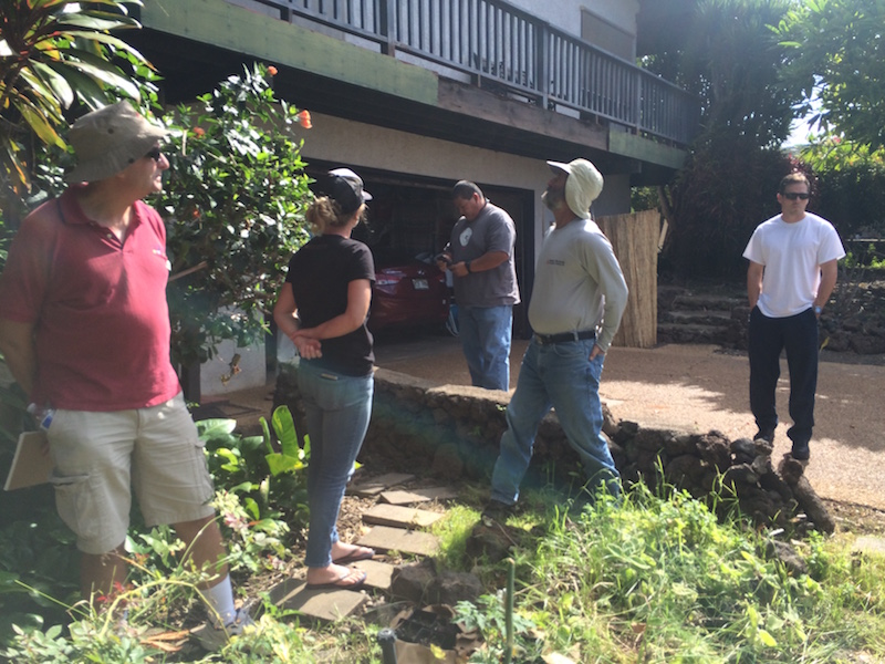 Waikoloa Village Firewise Community Hazard Assessment 9/13/16