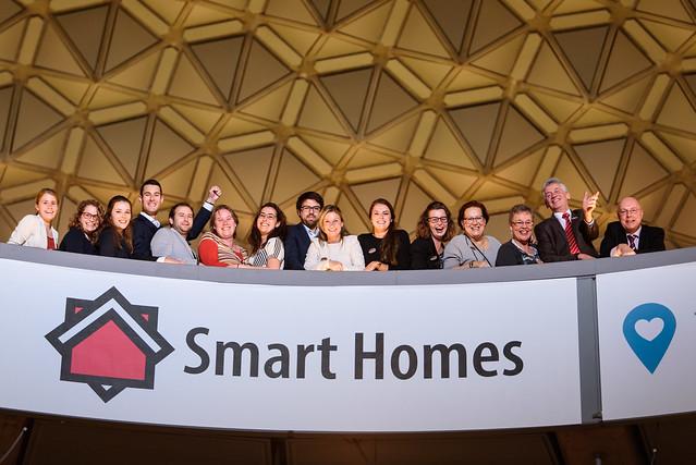 Smart Homes Beurs Domotica & Slim Wonen 2016