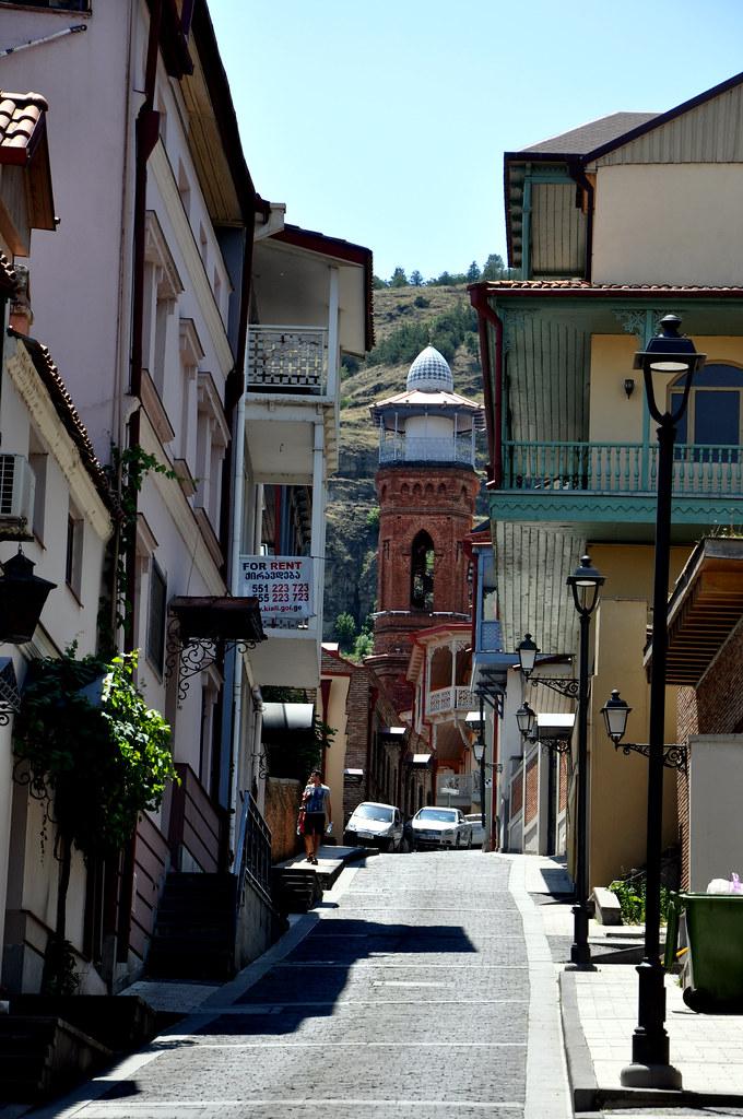 6 Достопримечательности Тбилиси