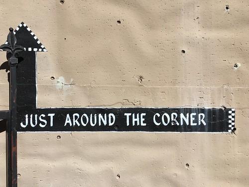 Around the Corner | Ar...