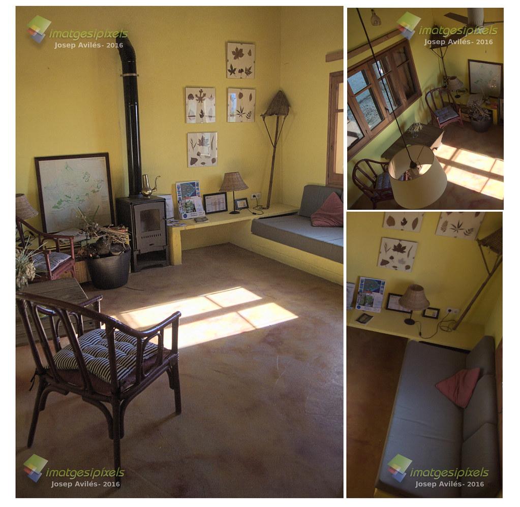 Casa de Turisme Rural Les Casetes de l'Ebre. Casa Petita