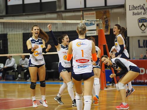 ATOMAT Volley UD - VIVIGAS Arena Volley