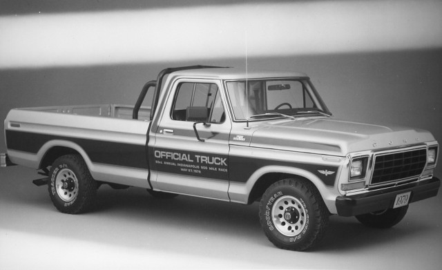 1979 Ford F-150 Indy Pace Truck
