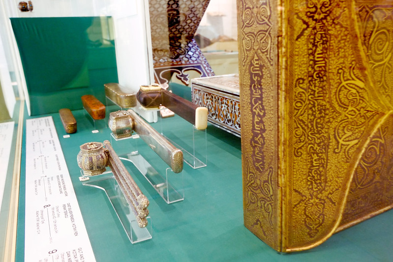 Sundae Scoops Islamic Arts Museum Malaysia Calligrapher's Tools