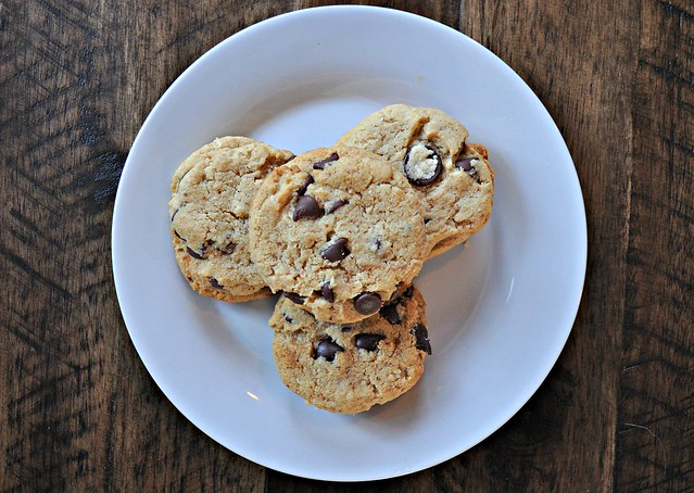Paleo Chocolate Chip Cookies 2