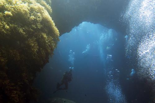 Azure Window and the Blue Hole GOZO