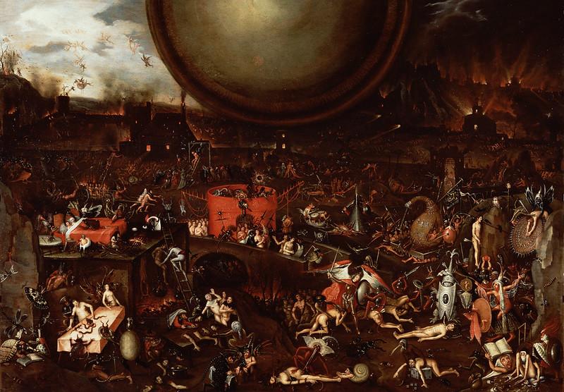 Herri met de Bles - The Inferno, 16th C