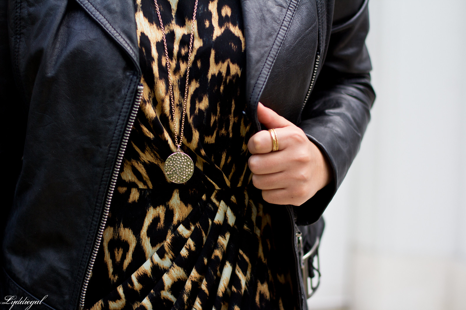 leopard dress, leather moto jacket, strappy heels-9.jpg
