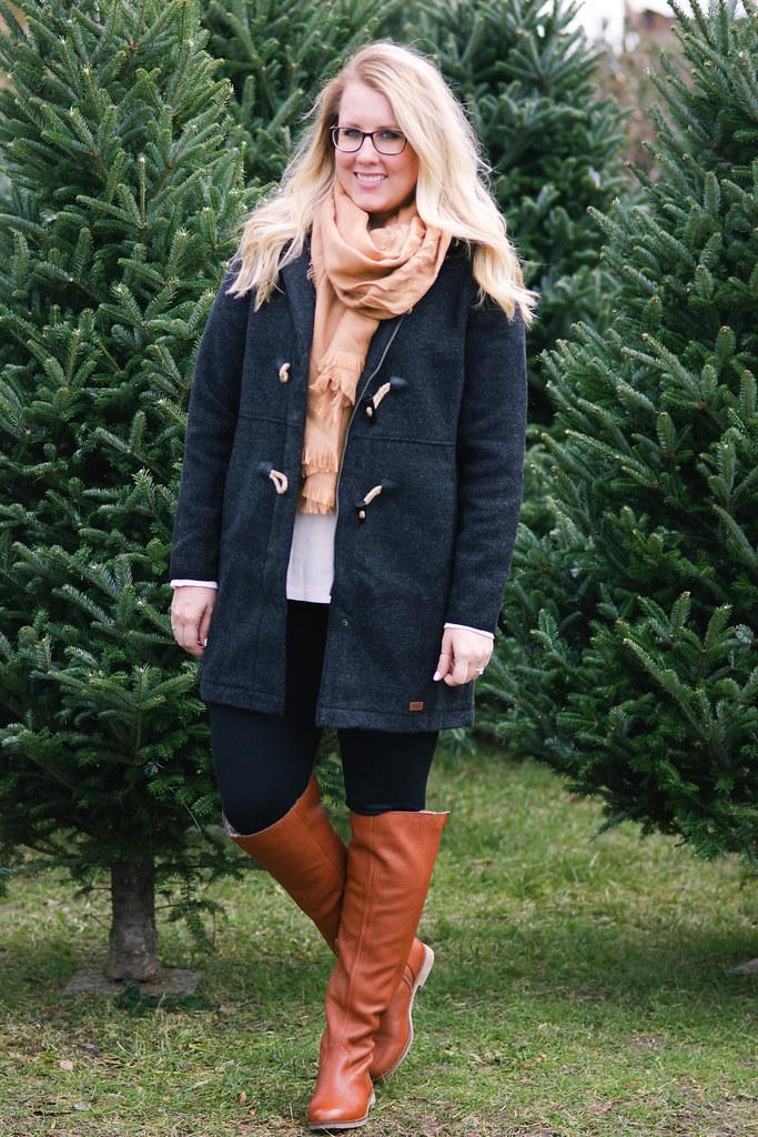 Woolrich Century Duffle Coat
