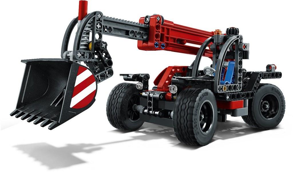 LEGO Technic 42061 - Telehandler