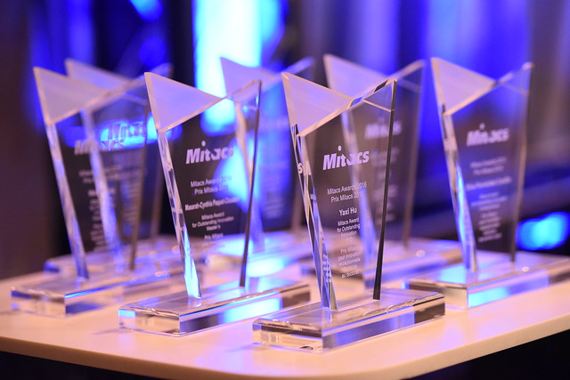 2016 Mitacs Awards / Prix Mitacs 2016