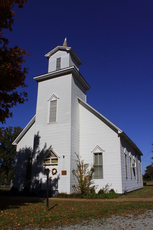 New Salem Cumberland Presbyterian Church
