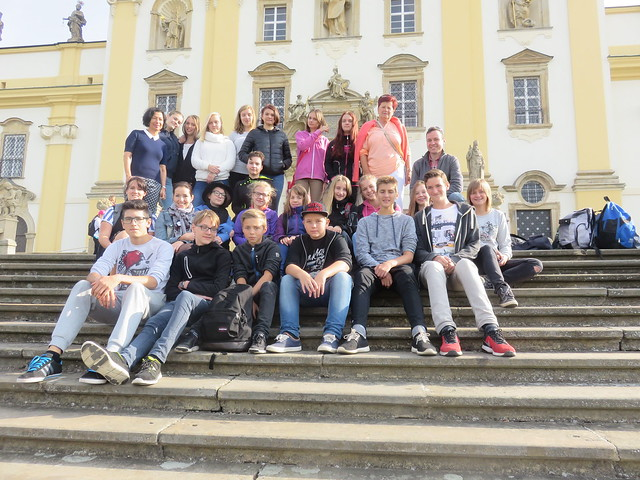 Schüleraustausch Olomouc