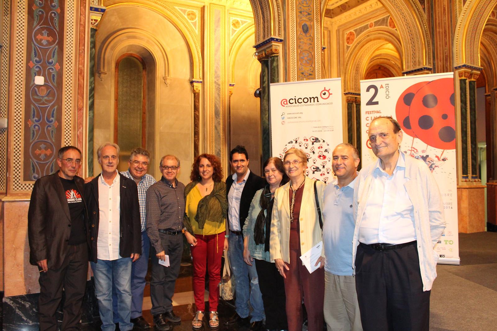 20161027 FCC2016 Dia Mundial del Patrimoni Audiovisual i Inauguració