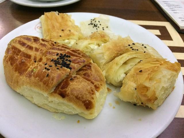 Çemberlitaş Muhallebicisi 吃早餐