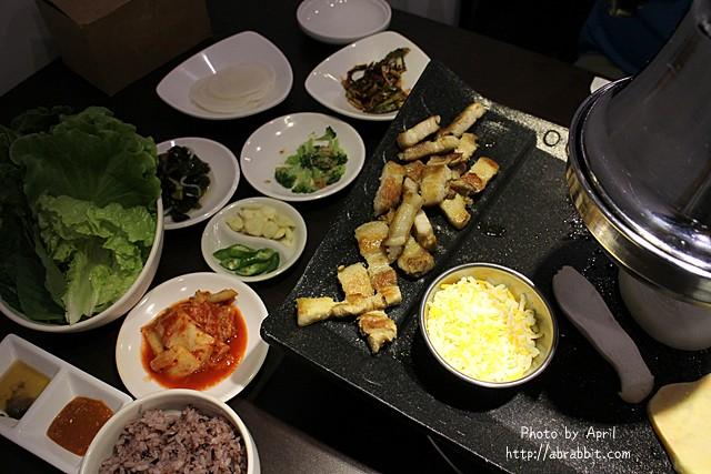 [台中]火板大叔韓國烤肉–巷弄內的韓國烤肉,老闆是韓國人唷!@北區 五常街
